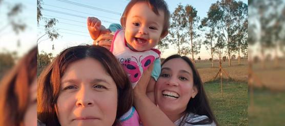 Una donó los óvulos y la otra «le puso el cuerpo»: la historia de dos mujeres que recurrieron al método de maternidad compartida