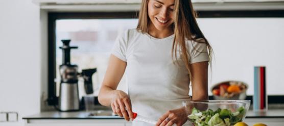 Por qué la llegada de la primavera es una buena oportunidad para renovar la alimentación y sumar comidas